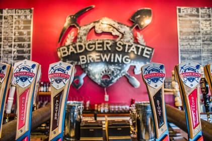 Badger State Brewing Company of Green Bay, Wisconsin