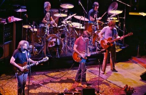 Grateful Dead performance
