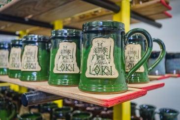 Loki mugs