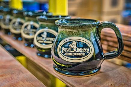 Burial Chambers mugs