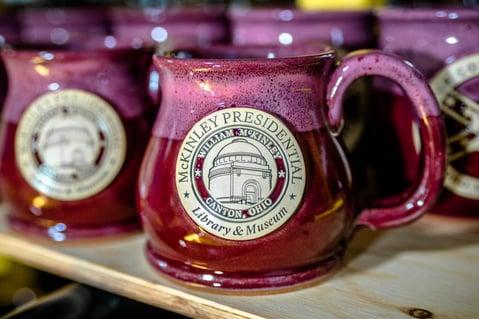 McKinley Presidential Library & Museum mug
