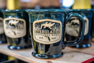 Morning Rambler in Dark Mint for Everglades National Park