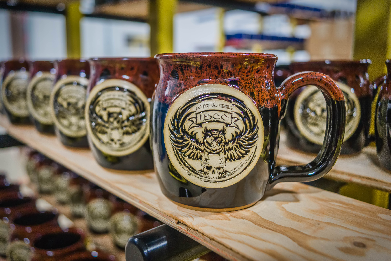 Fierce mug from Iron Bean