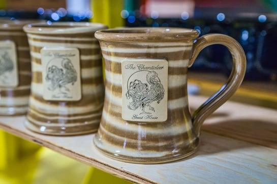 Chanticleer SwirlWare Fresh Awakening mug