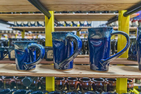 Ectrodactyly mugs northern lights