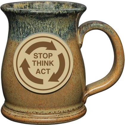 Essity mug mockup