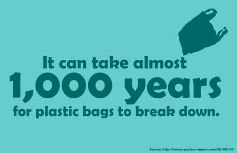 Plastic Bag fact