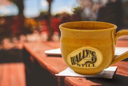 Wally's Still Mug from Sunset Hill Stoneware