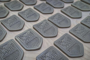 Worldbuilders medallions