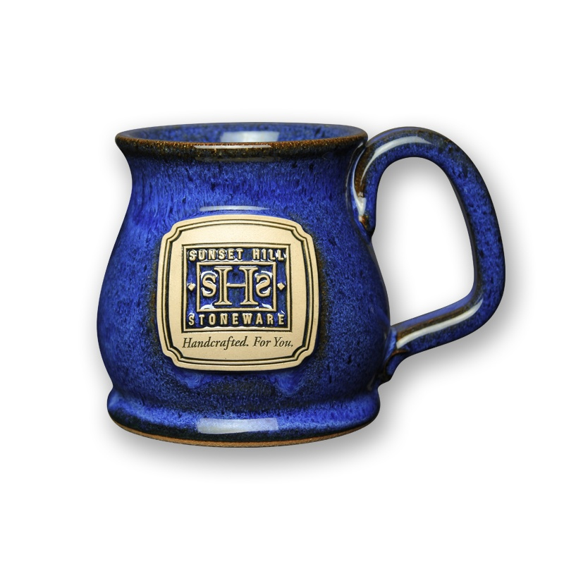 Sunset Hill Stoneware mug lightbox image