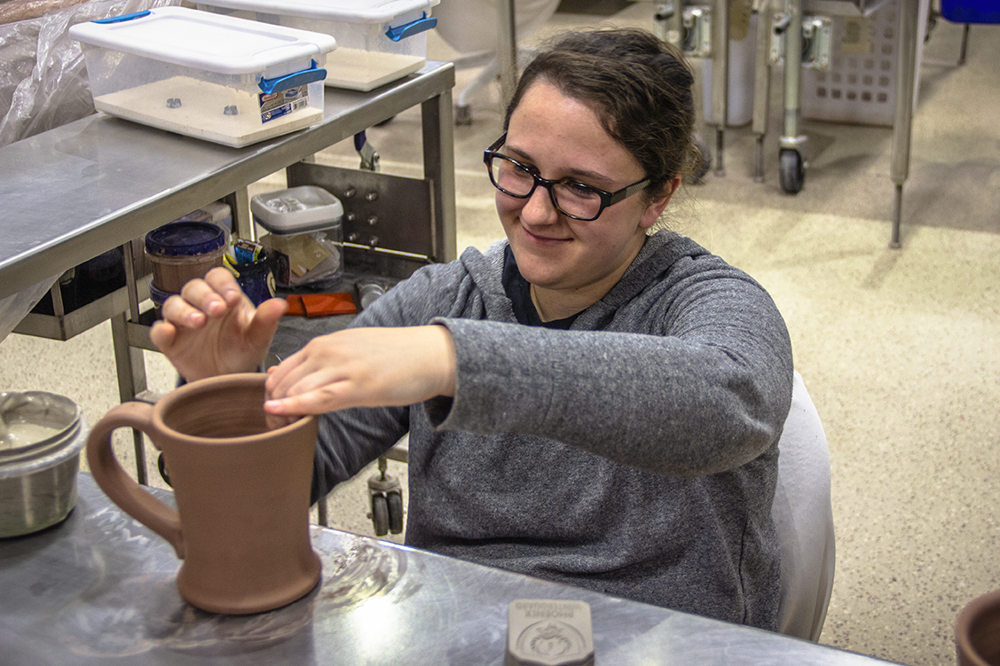 Sunset Hill Stoneware Employee Spotlight: Elena Chevalier