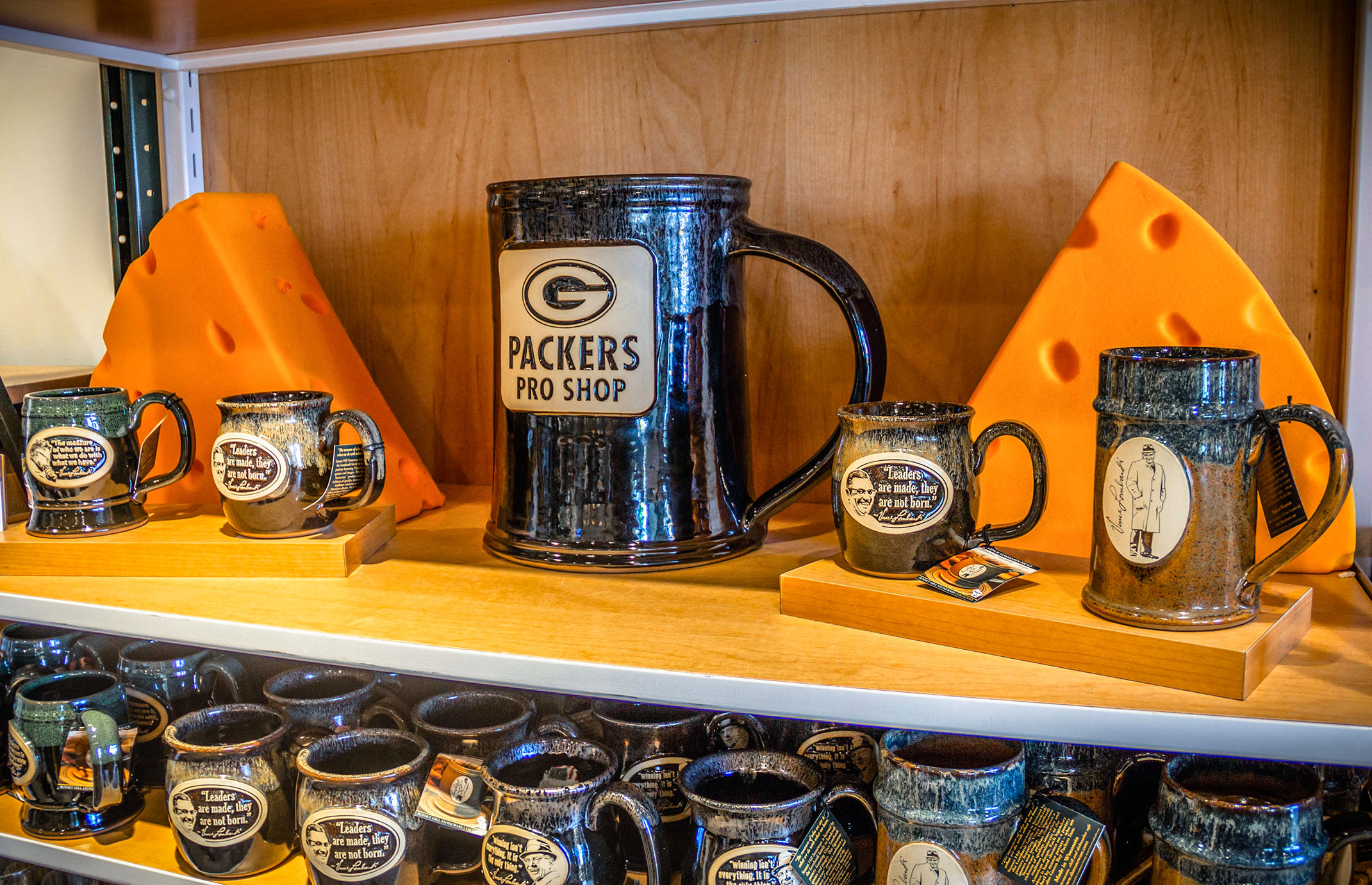 Packers Pro Shop: The Official Store of the Green and Gold