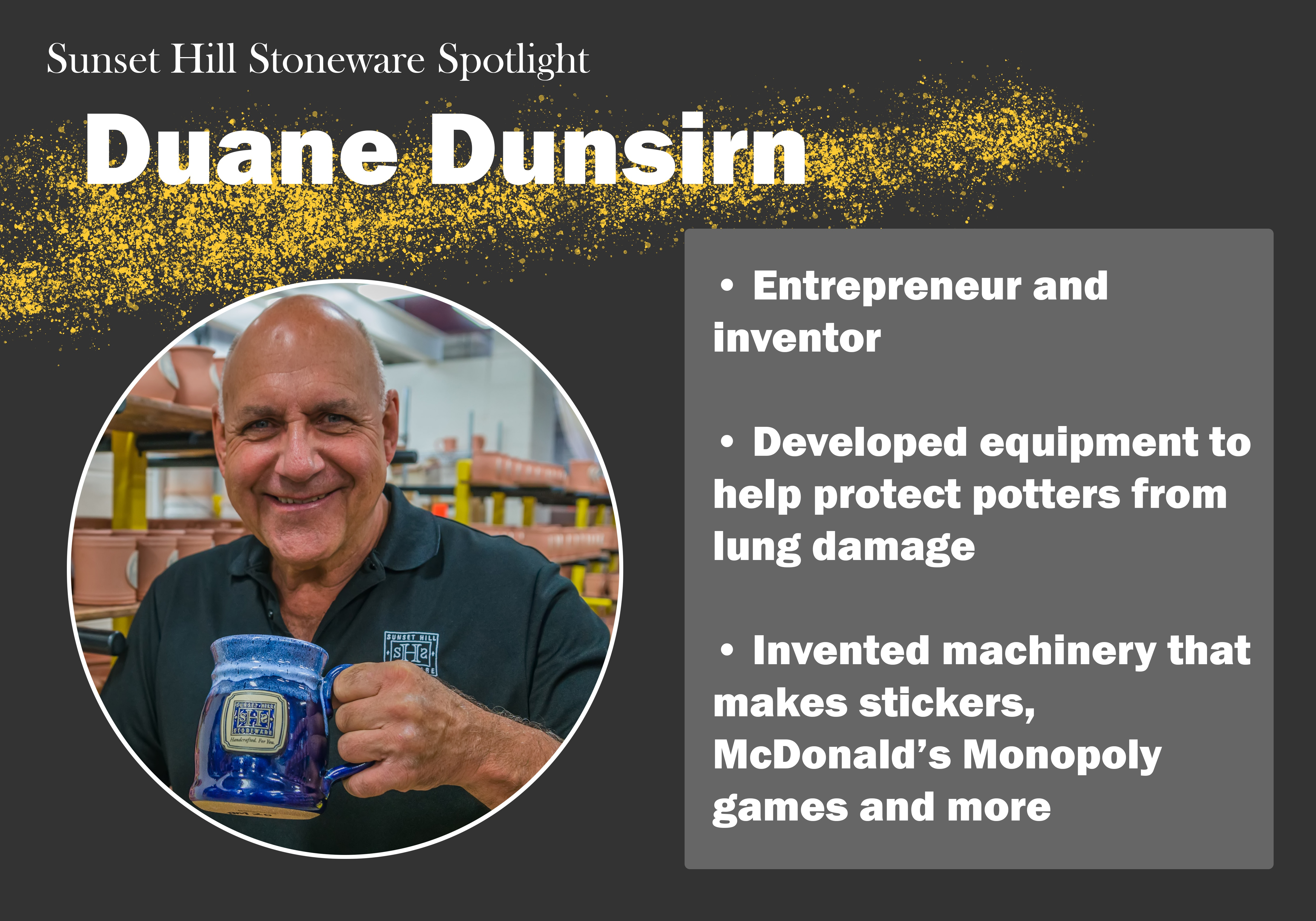 The entrepreneurial story behind Sunset Hill Stoneware