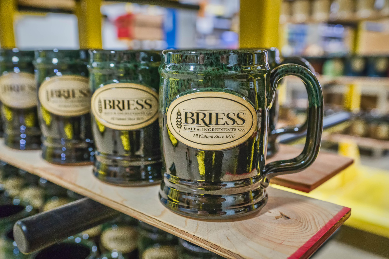 Briess Royal Green