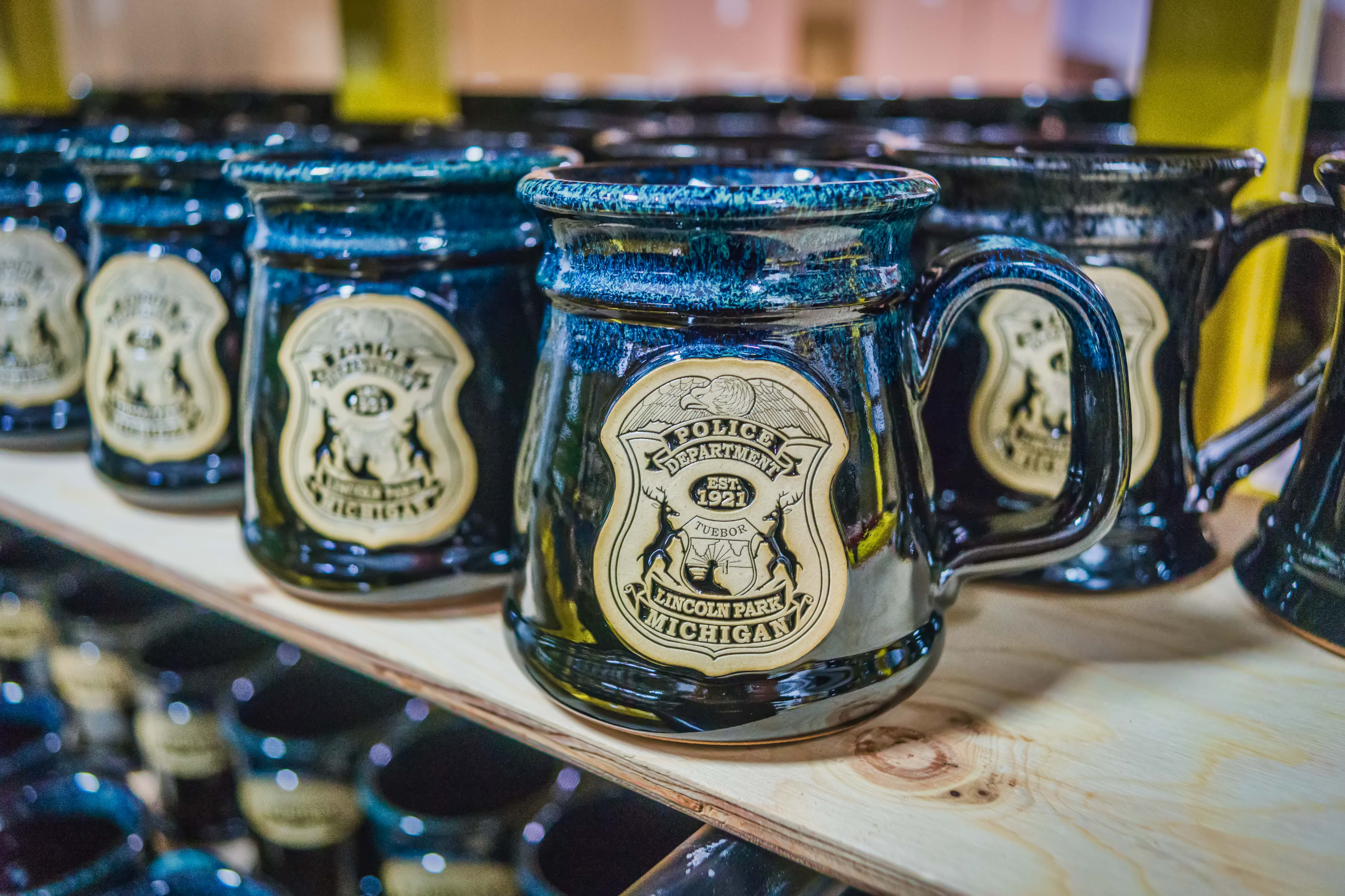 Fundraising for First Responders with Sunset Hill Stoneware