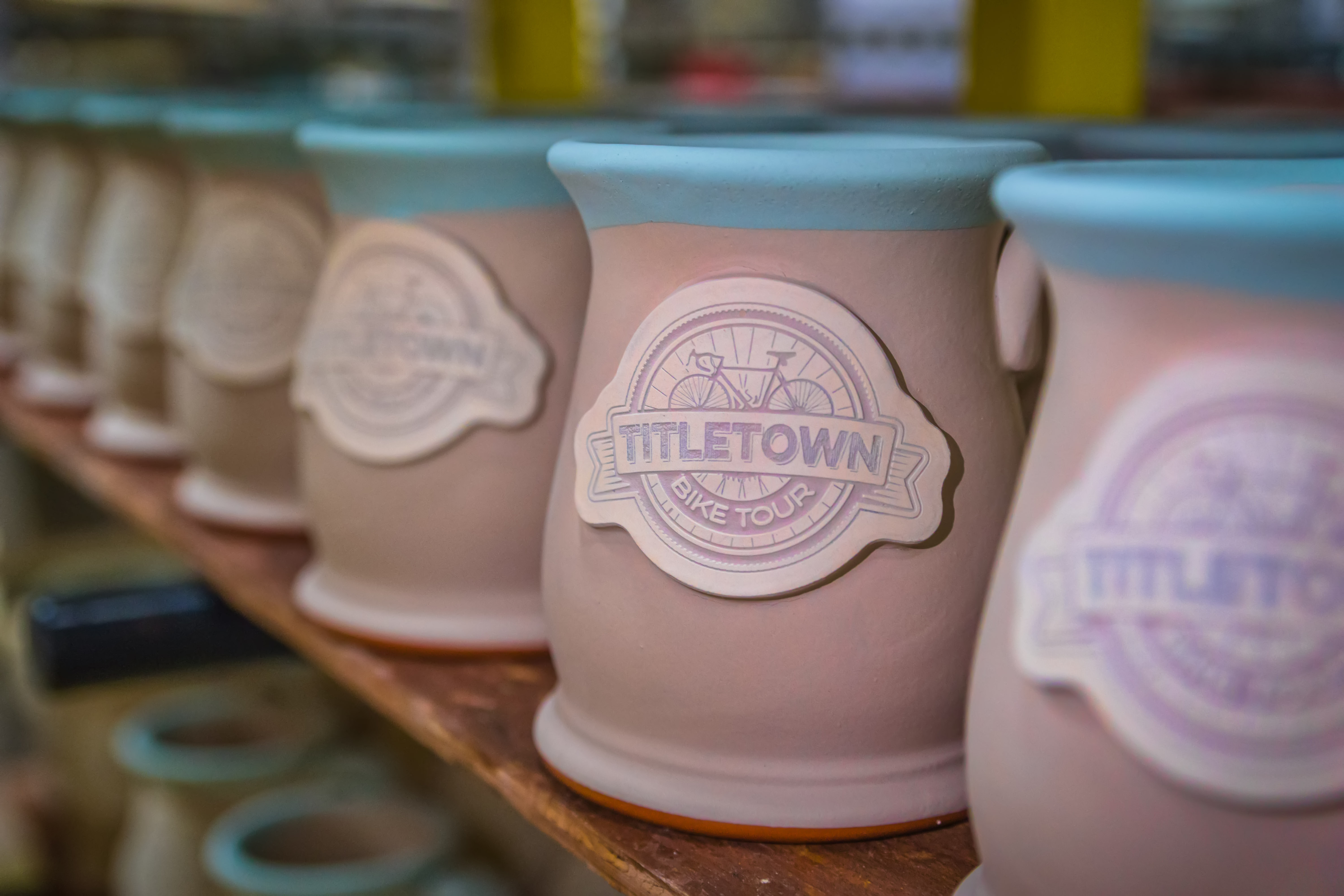 How Sunset Hill Stoneware makes mugs