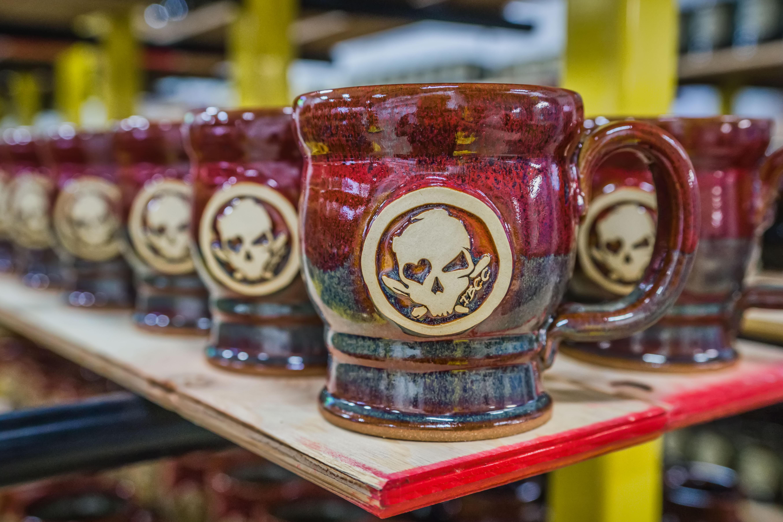 Iron Bean Coffee Company's custom mugs: A collector's guide