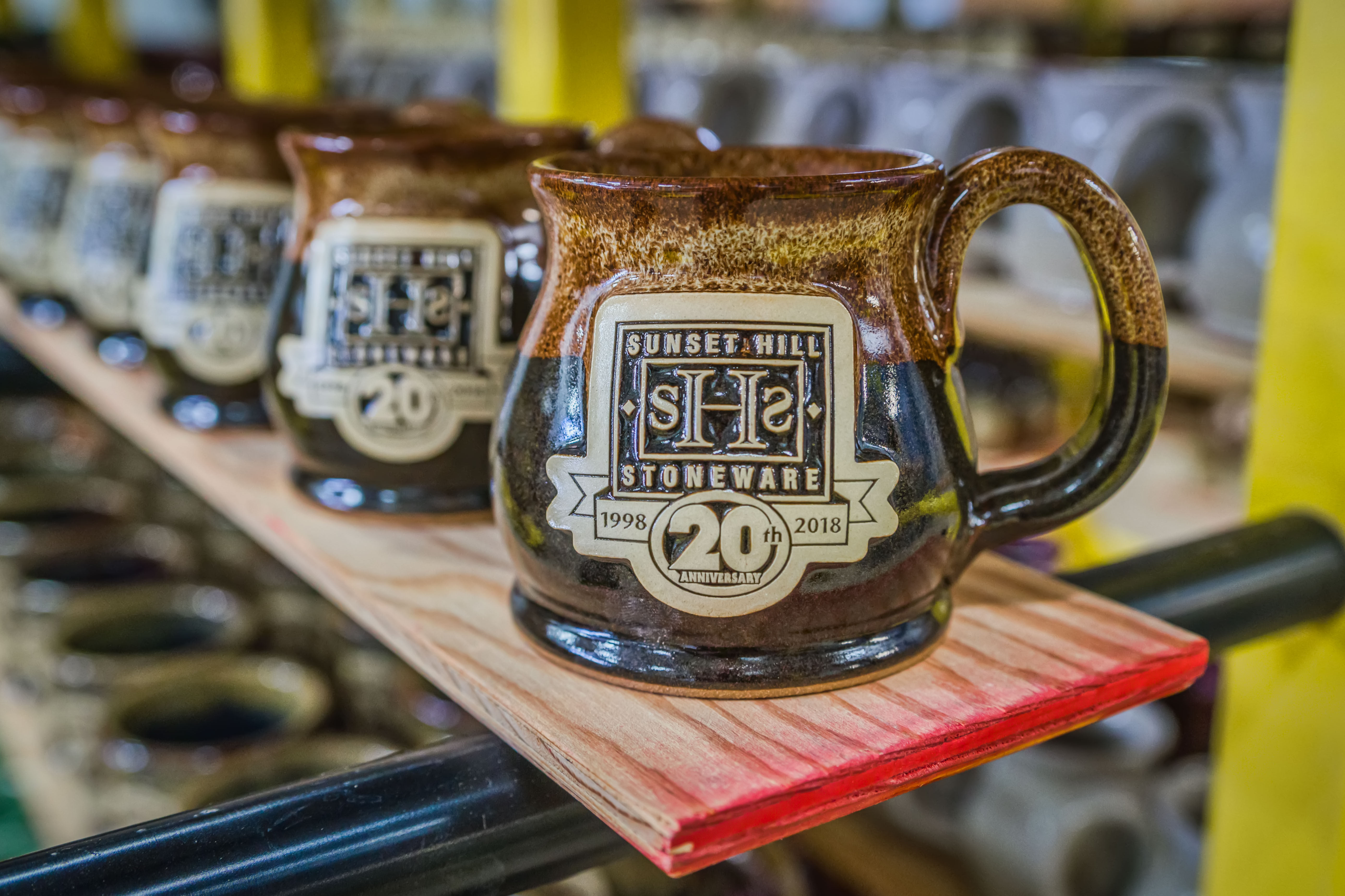 Introducing the Sunset Hill Stoneware Online Store