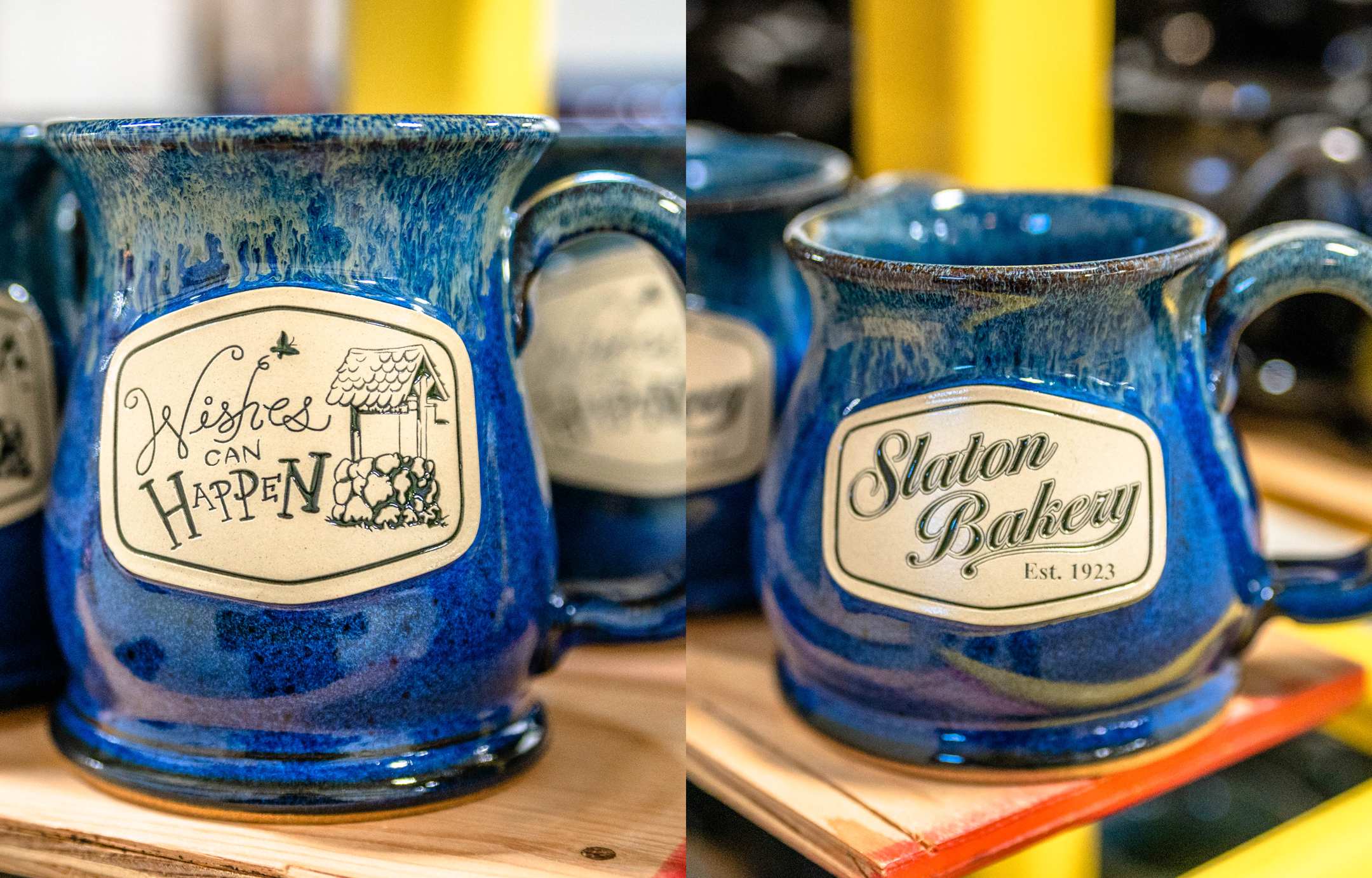 What's in a Glaze? How Some Mugs Turn Out Differently