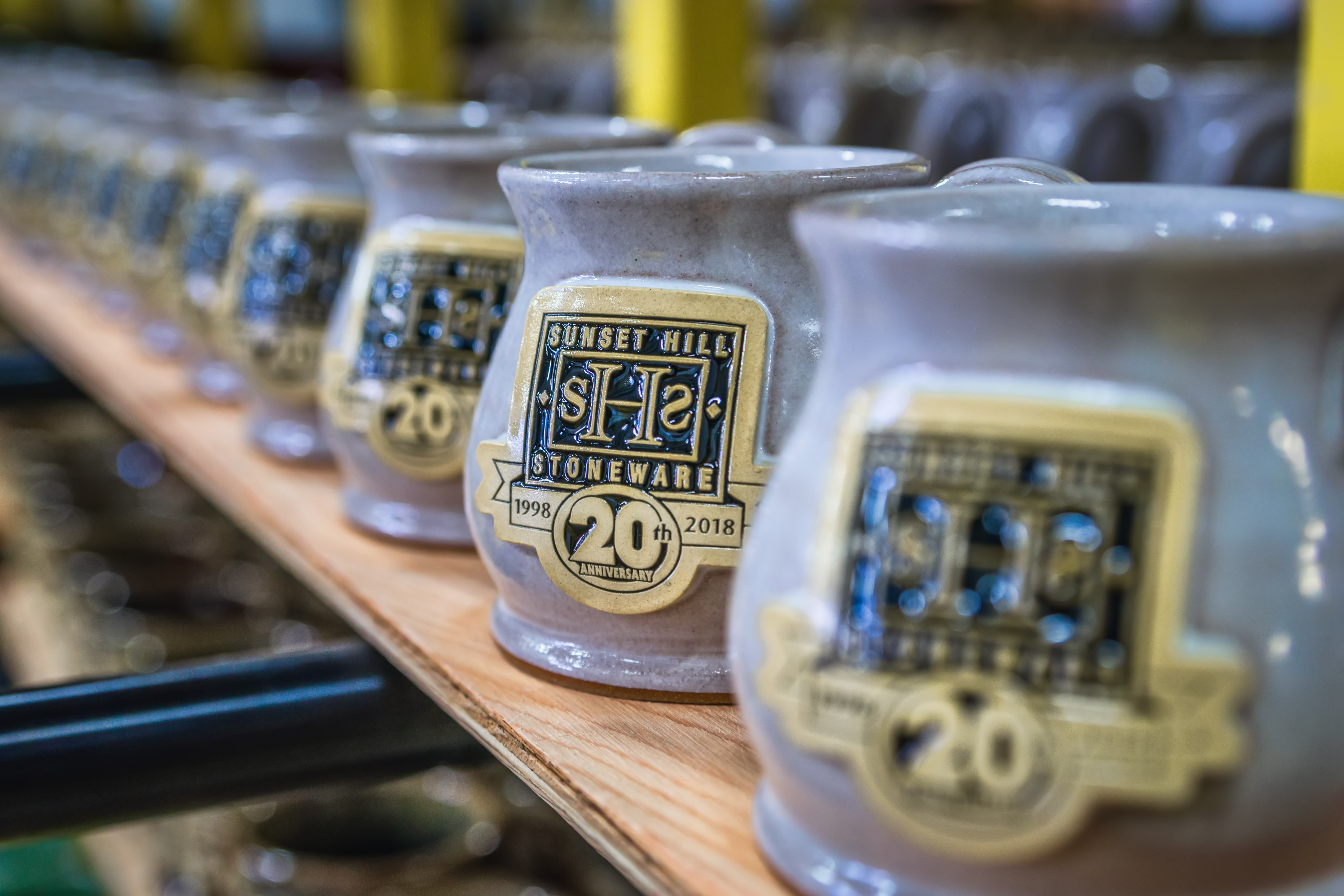 New glazes for your stoneware