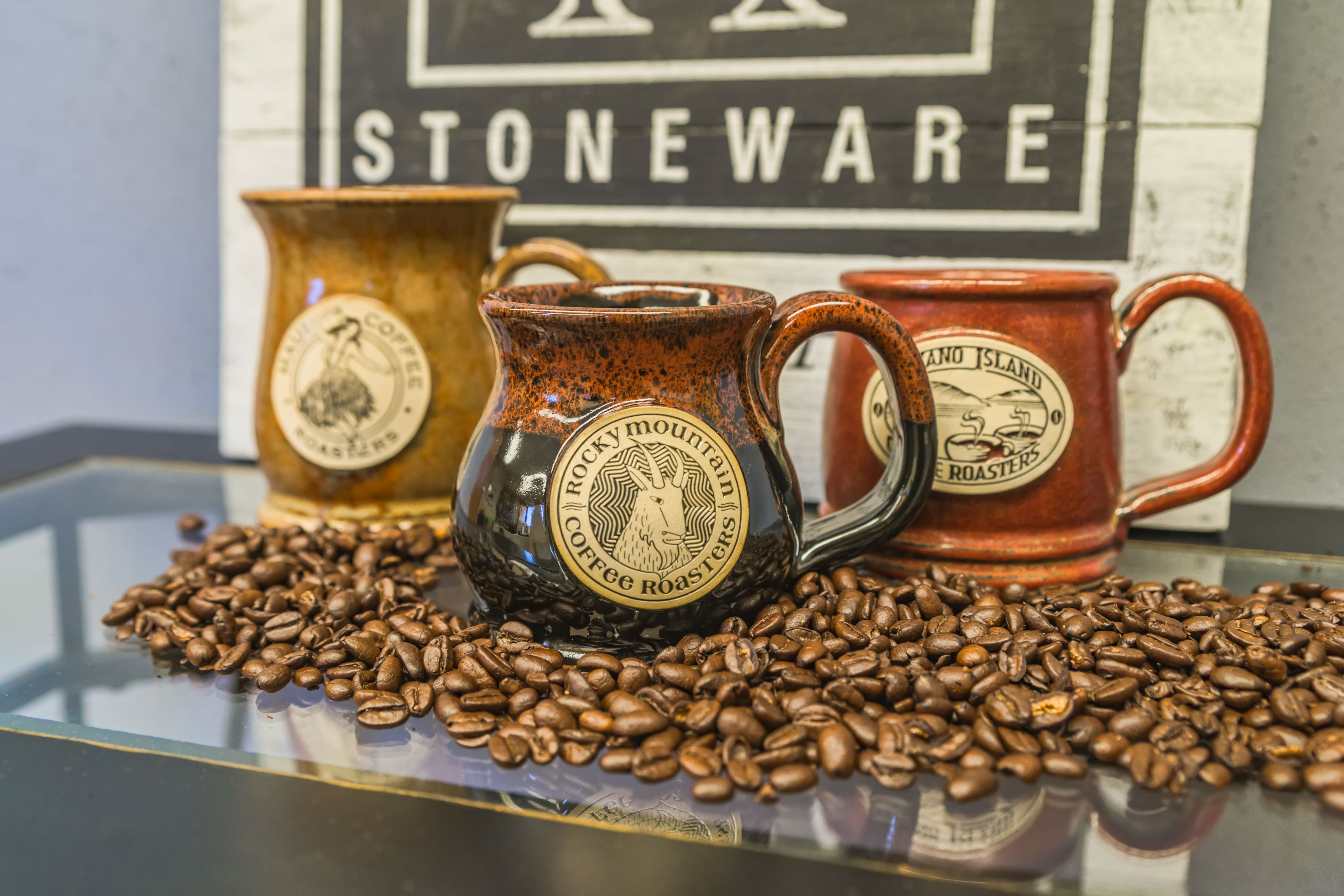 The Coffee Shop's Guide to Sunset Hill Stoneware Styles